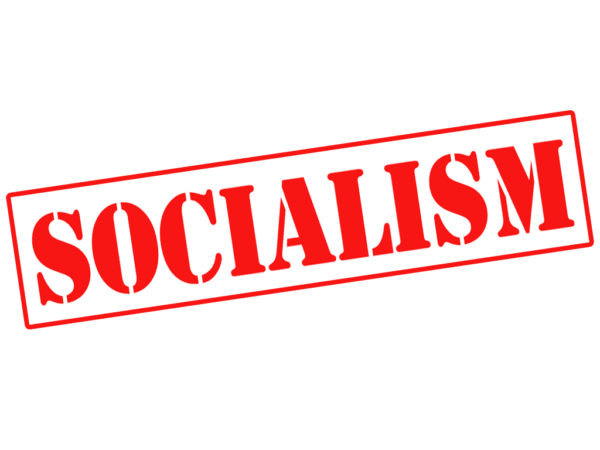 Socialism - Part 3: Government Spending Image