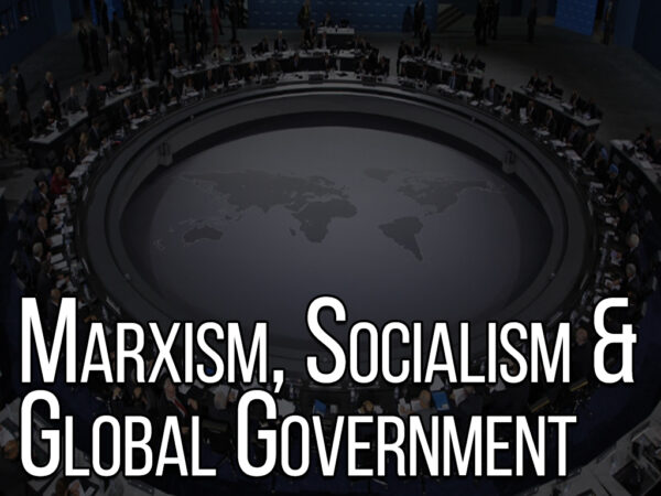 Socialism #4 - 45 Goals for the Communist Takeover of America Image