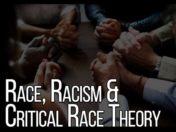 A Christian's Response To The Question of Race Image
